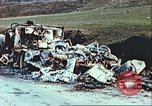 Image of wrecked German equipment Germany, 1945, second 8 stock footage video 65675063550