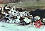 Image of wrecked German equipment Germany, 1945, second 9 stock footage video 65675063550