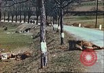 Image of wrecked German equipment Germany, 1945, second 15 stock footage video 65675063550