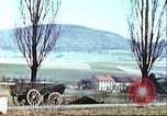 Image of wrecked German equipment Germany, 1945, second 18 stock footage video 65675063550