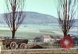 Image of wrecked German equipment Germany, 1945, second 21 stock footage video 65675063550