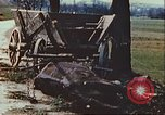 Image of wrecked German equipment Germany, 1945, second 22 stock footage video 65675063550
