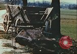 Image of wrecked German equipment Germany, 1945, second 23 stock footage video 65675063550