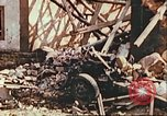 Image of wrecked German equipment Germany, 1945, second 27 stock footage video 65675063550