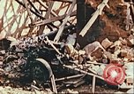 Image of wrecked German equipment Germany, 1945, second 28 stock footage video 65675063550