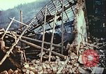 Image of wrecked German equipment Germany, 1945, second 33 stock footage video 65675063550