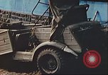 Image of wrecked German equipment Germany, 1945, second 43 stock footage video 65675063550