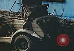 Image of wrecked German equipment Germany, 1945, second 44 stock footage video 65675063550
