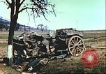 Image of wrecked German equipment Germany, 1945, second 45 stock footage video 65675063550
