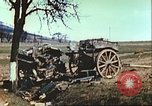 Image of wrecked German equipment Germany, 1945, second 46 stock footage video 65675063550