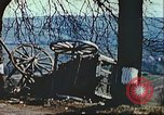 Image of wrecked German equipment Germany, 1945, second 49 stock footage video 65675063550