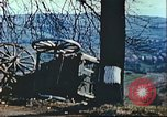 Image of wrecked German equipment Germany, 1945, second 50 stock footage video 65675063550