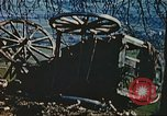 Image of wrecked German equipment Germany, 1945, second 58 stock footage video 65675063550