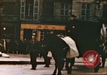 Image of funeral procession Europe, 1945, second 11 stock footage video 65675063553