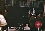 Image of funeral procession Europe, 1945, second 15 stock footage video 65675063553