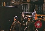 Image of funeral procession Europe, 1945, second 19 stock footage video 65675063553