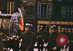 Image of funeral procession Europe, 1945, second 22 stock footage video 65675063553