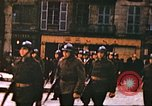 Image of funeral procession Europe, 1945, second 25 stock footage video 65675063553