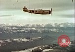 Image of P-47 Thunderbolt Europe, 1945, second 39 stock footage video 65675063554