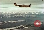 Image of P-47 Thunderbolt Europe, 1945, second 41 stock footage video 65675063554