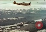 Image of P-47 Thunderbolt Europe, 1945, second 42 stock footage video 65675063554