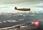 Image of P-47 Thunderbolt Europe, 1945, second 46 stock footage video 65675063554