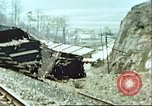 Image of blown railroad track Germany, 1945, second 26 stock footage video 65675063557