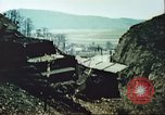 Image of blown railroad track Germany, 1945, second 35 stock footage video 65675063557
