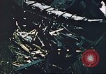 Image of blown railroad track Germany, 1945, second 40 stock footage video 65675063557