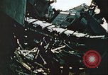 Image of blown railroad track Germany, 1945, second 42 stock footage video 65675063557