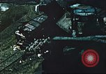 Image of blown railroad track Germany, 1945, second 61 stock footage video 65675063557