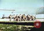 Image of United States airmen Germany, 1945, second 22 stock footage video 65675063558