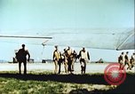 Image of United States airmen Germany, 1945, second 28 stock footage video 65675063558