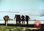 Image of United States airmen Germany, 1945, second 31 stock footage video 65675063558