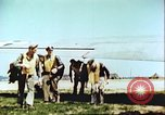 Image of United States airmen Germany, 1945, second 34 stock footage video 65675063558