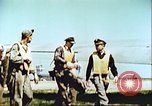 Image of United States airmen Germany, 1945, second 37 stock footage video 65675063558