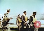 Image of United States airmen Germany, 1945, second 38 stock footage video 65675063558