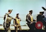 Image of United States airmen Germany, 1945, second 40 stock footage video 65675063558