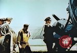 Image of United States airmen Germany, 1945, second 43 stock footage video 65675063558