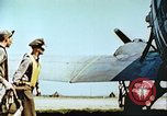 Image of United States airmen Germany, 1945, second 50 stock footage video 65675063558