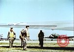 Image of United States airmen Germany, 1945, second 52 stock footage video 65675063558