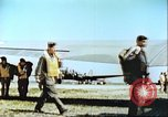Image of United States airmen Germany, 1945, second 57 stock footage video 65675063558