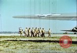 Image of United States airmen Germany, 1945, second 62 stock footage video 65675063558