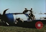 Image of United States airmen Germany, 1945, second 35 stock footage video 65675063559