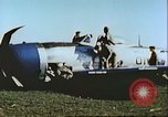 Image of United States airmen Germany, 1945, second 38 stock footage video 65675063559