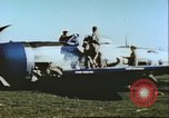 Image of United States airmen Germany, 1945, second 39 stock footage video 65675063559