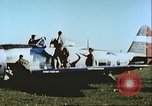 Image of United States airmen Germany, 1945, second 40 stock footage video 65675063559