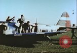 Image of United States airmen Germany, 1945, second 41 stock footage video 65675063559