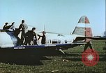 Image of United States airmen Germany, 1945, second 42 stock footage video 65675063559
