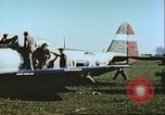 Image of United States airmen Germany, 1945, second 43 stock footage video 65675063559
